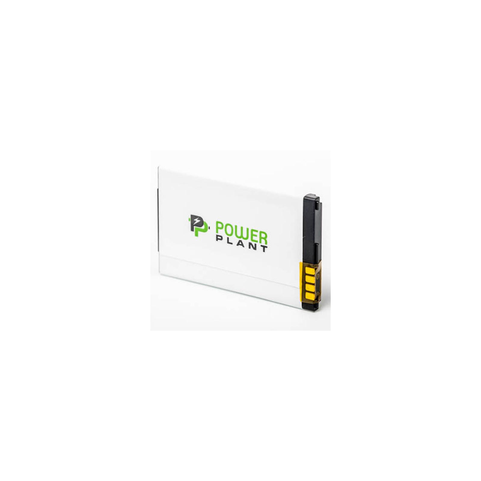 Аккумуляторная батарея PowerPlant LG KG77 (KG77/KE770/KM380/KG375/MG160/KF510) (DV00DV6165) изображение 2