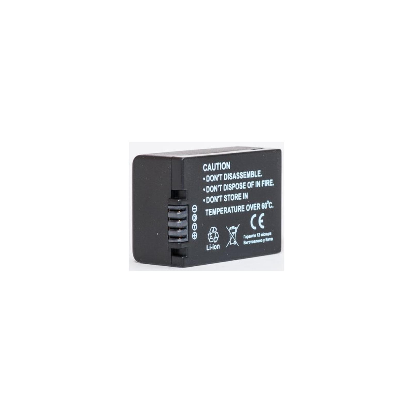 Аккумулятор к фото/видео PowerPlant Panasonic DMW-BMB9E, BP-DC9 (DV00DV1294)