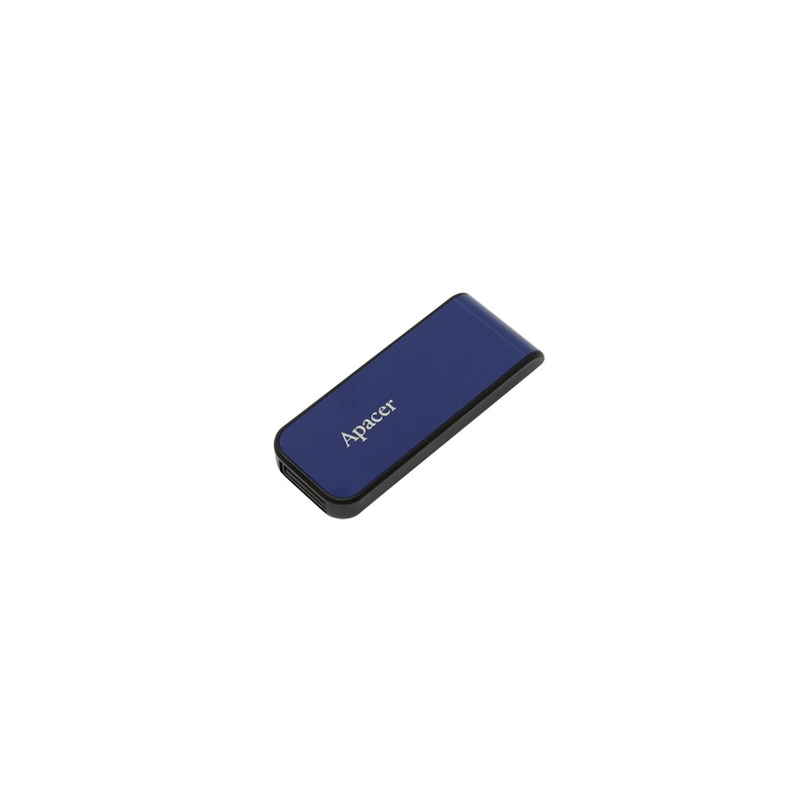 USB флеш накопитель Apacer 16GB AH334 pink USB 2.0 (AP16GAH334P-1) изображение 5