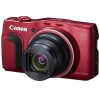 Цифровой фотоаппарат Canon Powershot SX710 HS Red (0110C012)