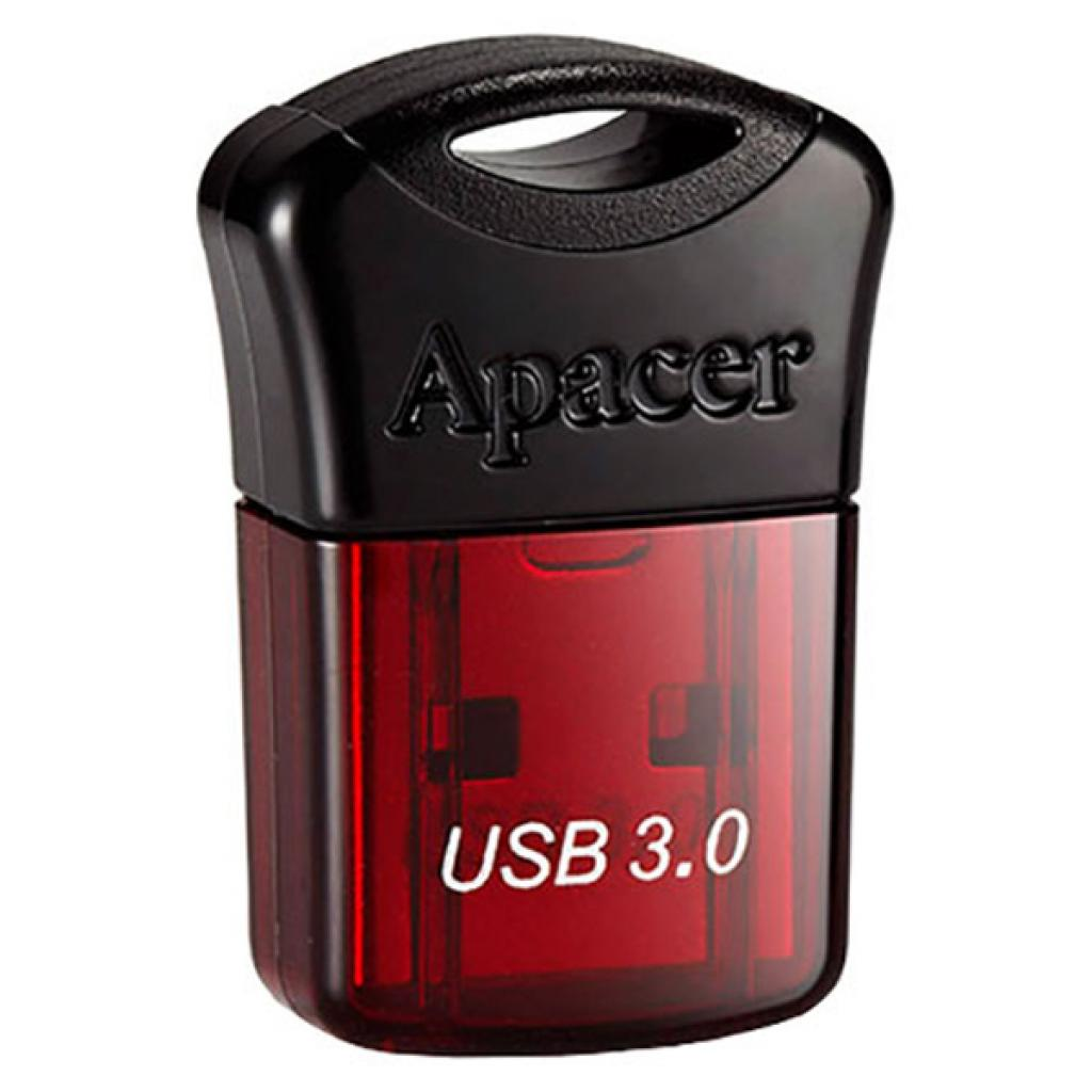 USB флеш накопитель Apacer 8GB AH157 Red USB 3.0 (AP8GAH157R-1) изображение 2