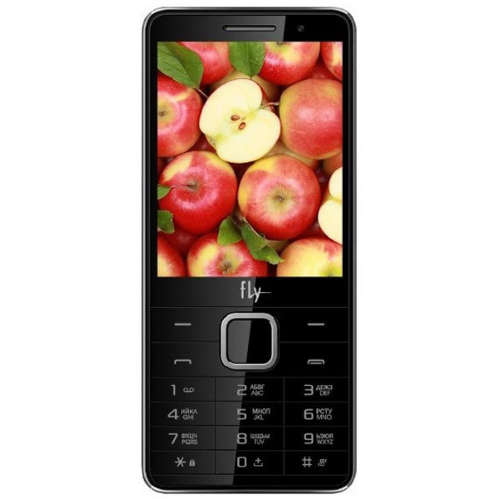 Мобильный телефон Fly FF301 Black (4610015093483)
