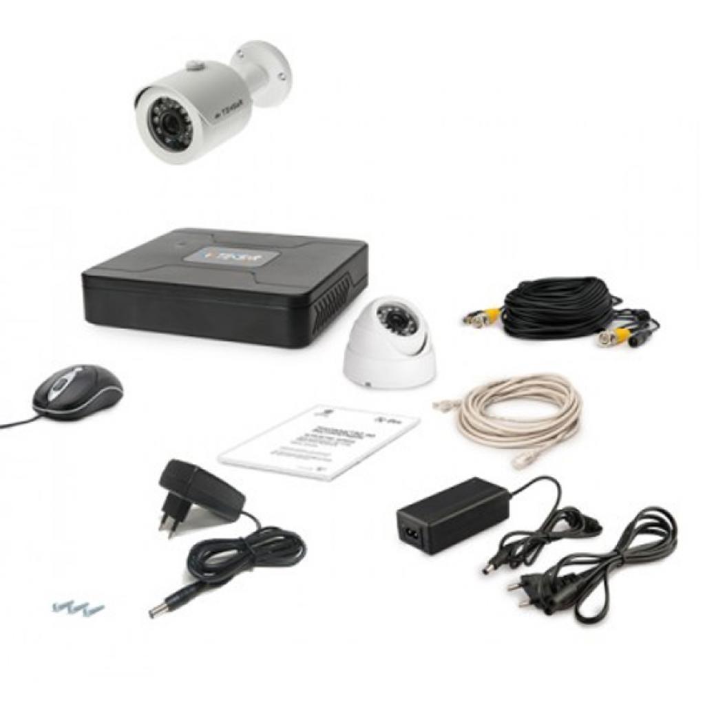 Комплект видеонаблюдения Tecsar AHD 2OUT MIX (6635)