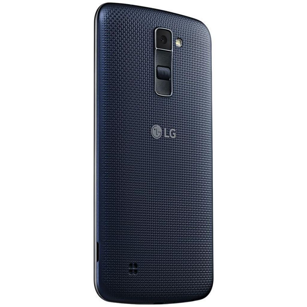 Мобильный телефон LG K410 (K10 3G) Black Blue (LGK410.ACISKU) изображение 5
