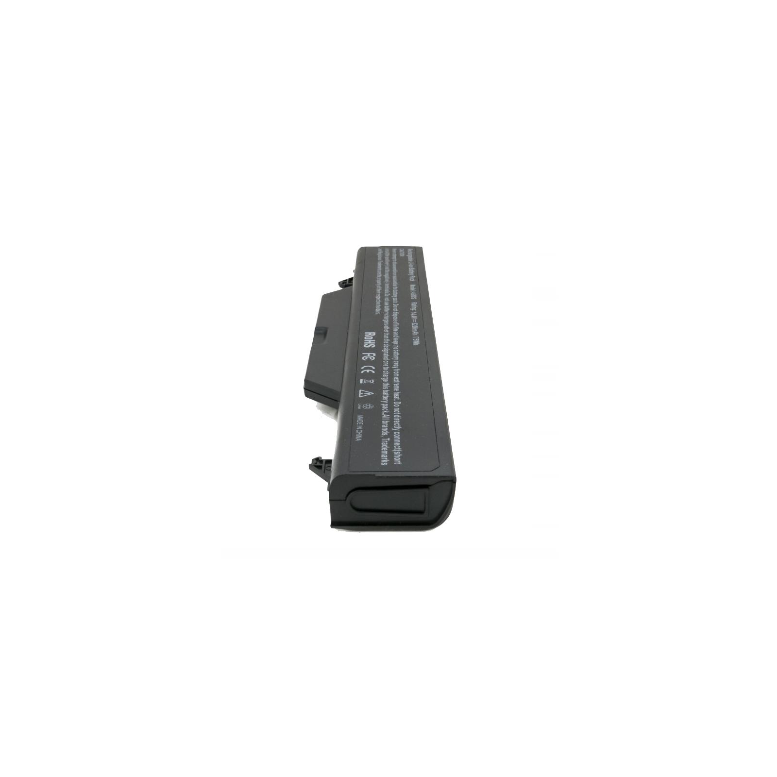 Аккумулятор для ноутбука HP ProBook 4510S (HSTNN-IB88) 5200 mAh, 75 Wh EXTRADIGITAL (BNH3939) изображение 5