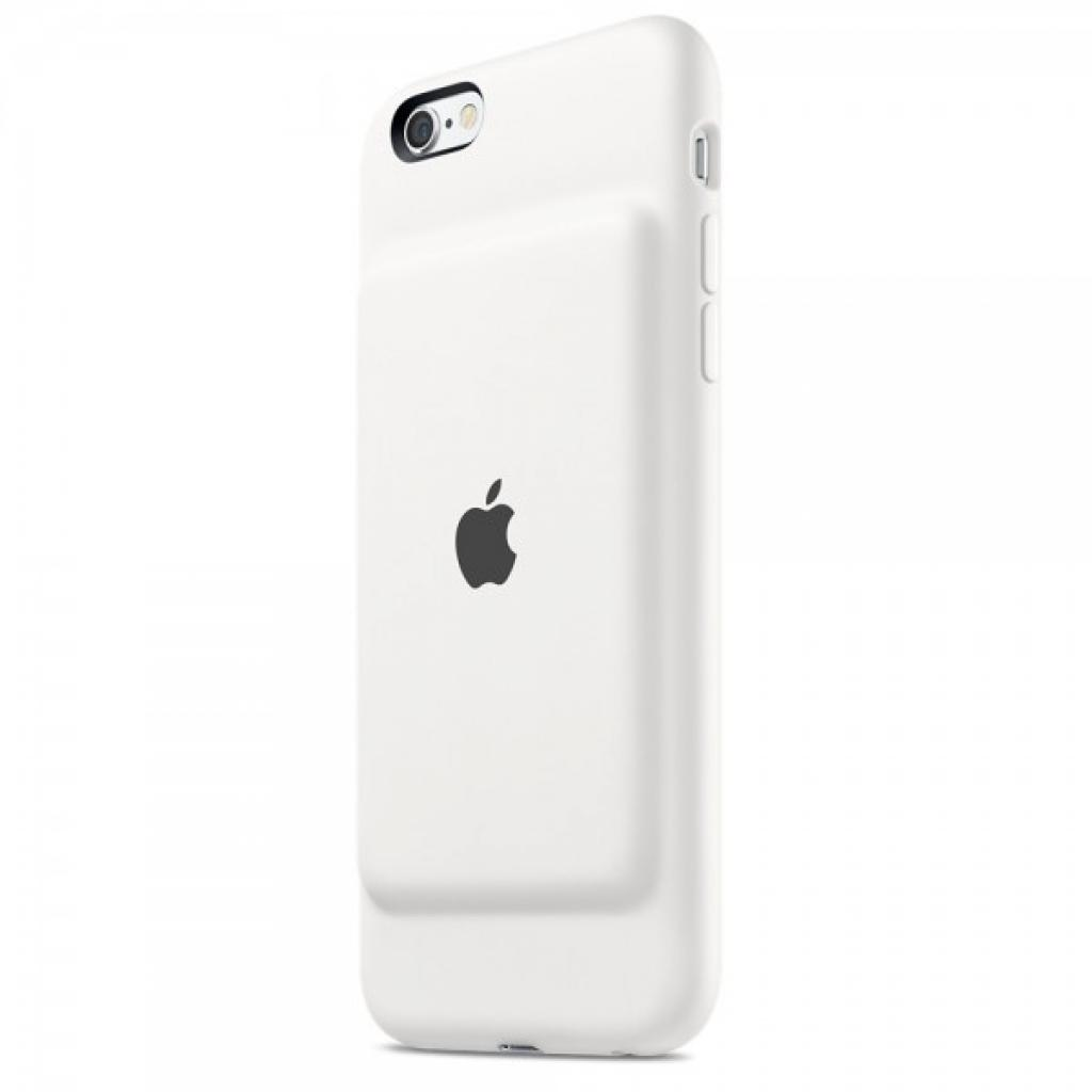 Чехол для моб. телефона Apple Smart Battery Case для iPhone 6/6s White (MGQM2ZM/A) изображение 2