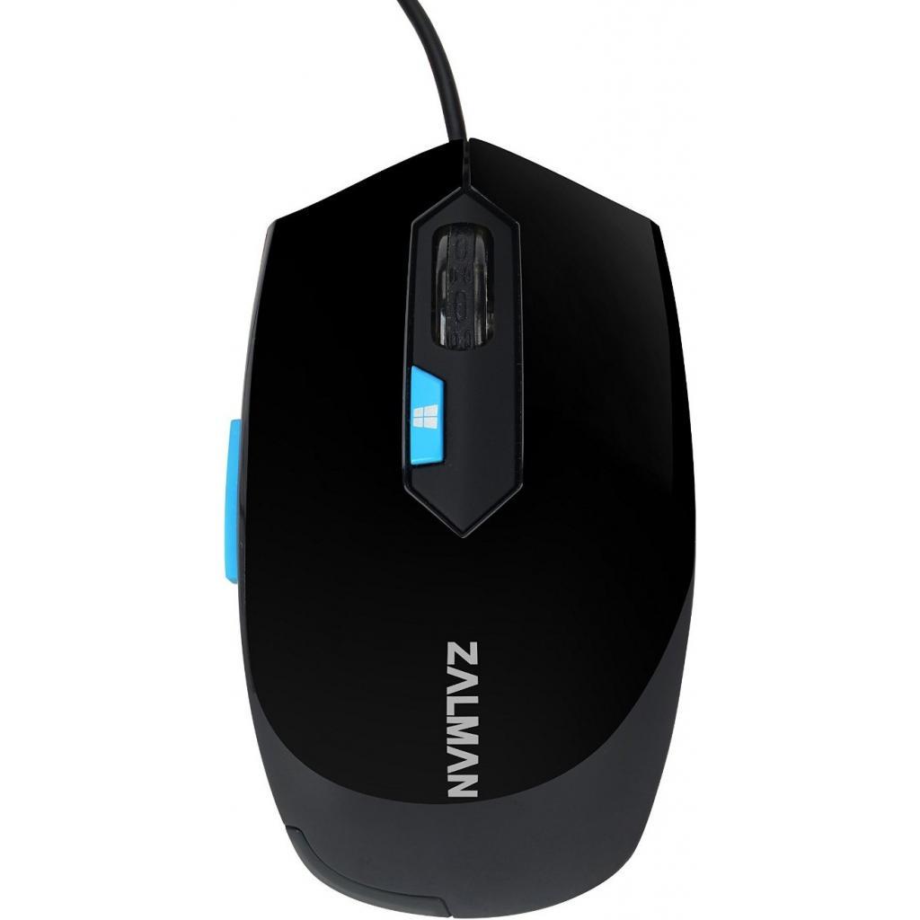 Мышка Zalman ZM-M130C Black изображение 2