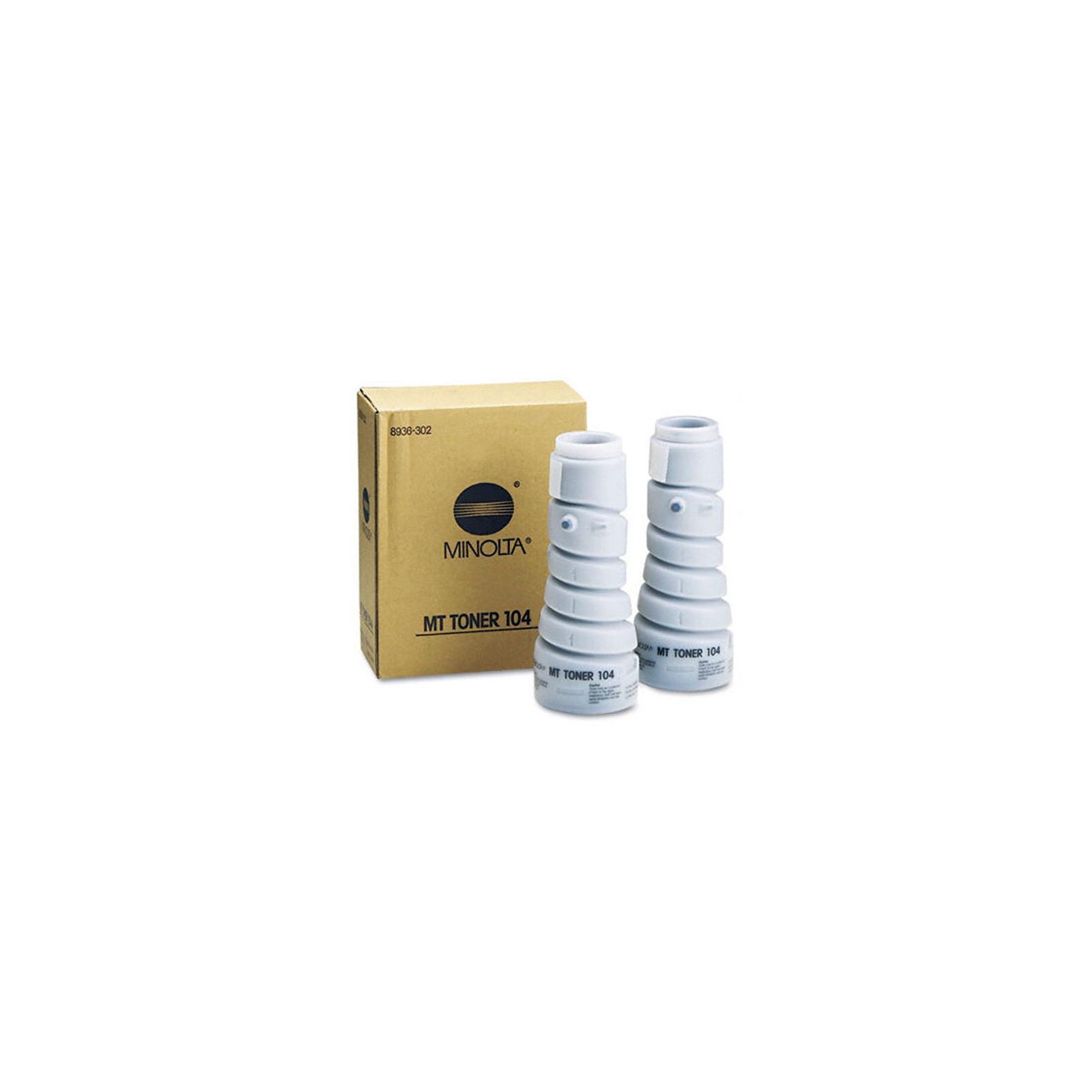 Тонер KONICA MINOLTA 104B / для ЕР1054 (kit 2шт) (8936304)