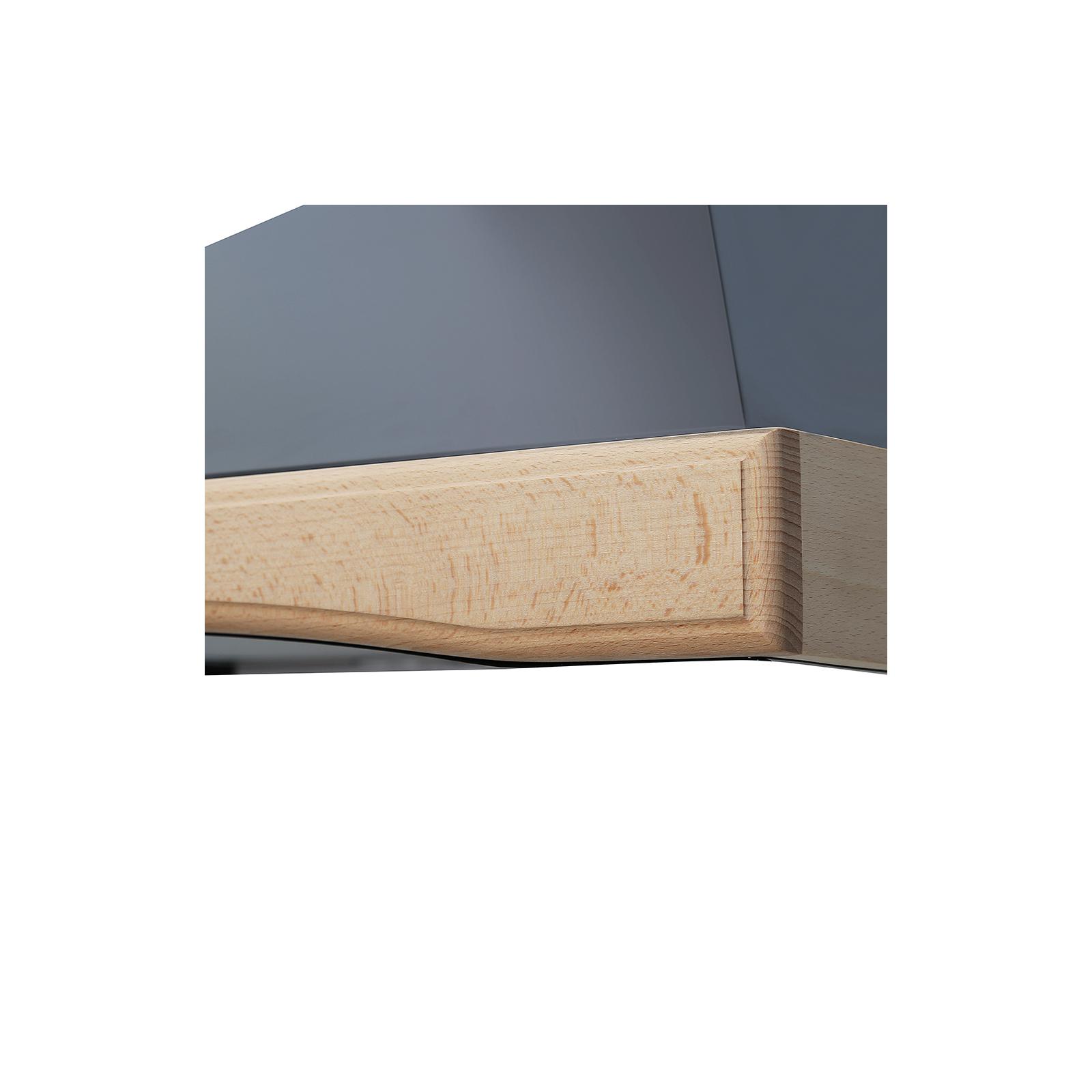 Вытяжка кухонная PERFELLI K 6121 BL Wood изображение 3