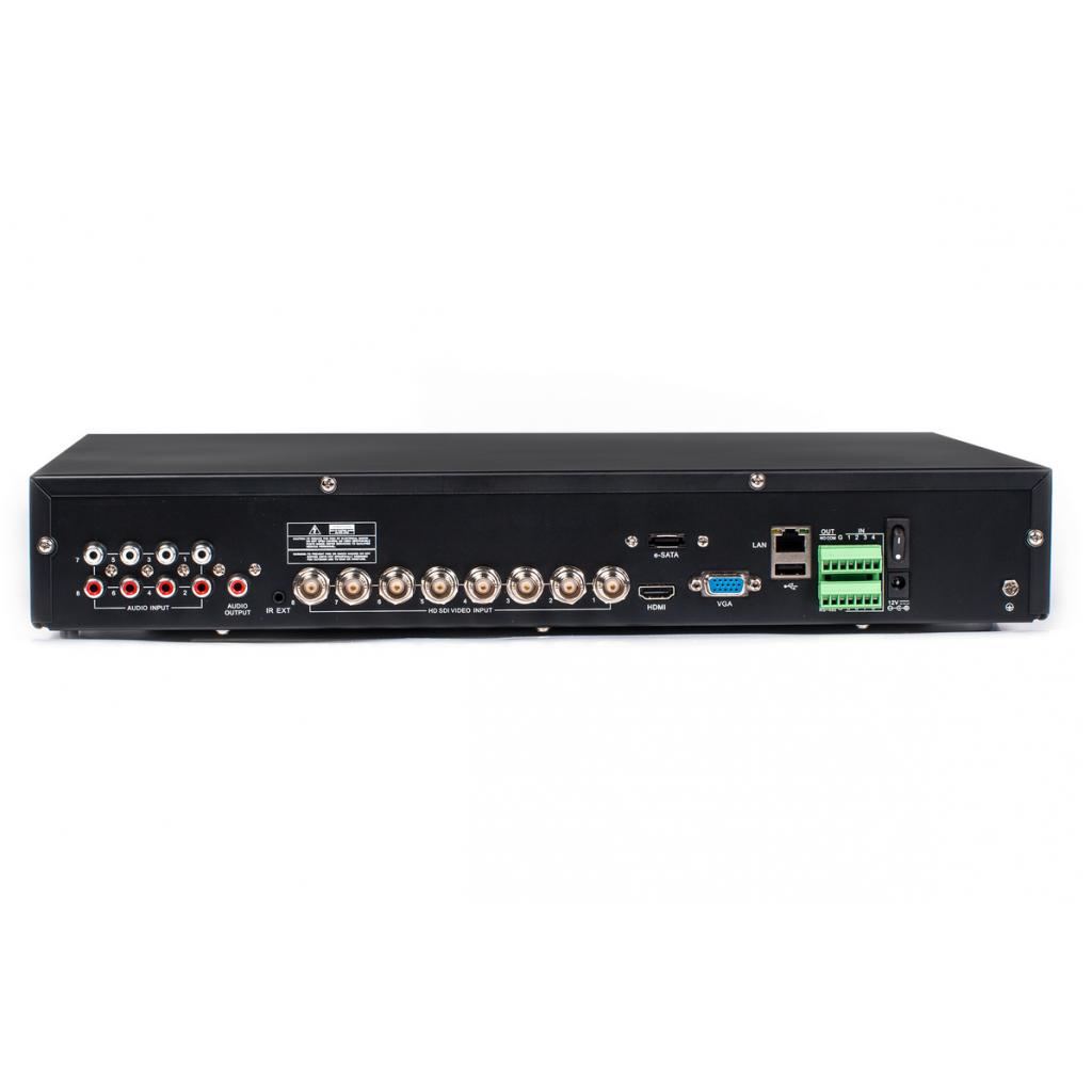 Регистратор для видеонаблюдения RCI RVSDI-8S изображение 2