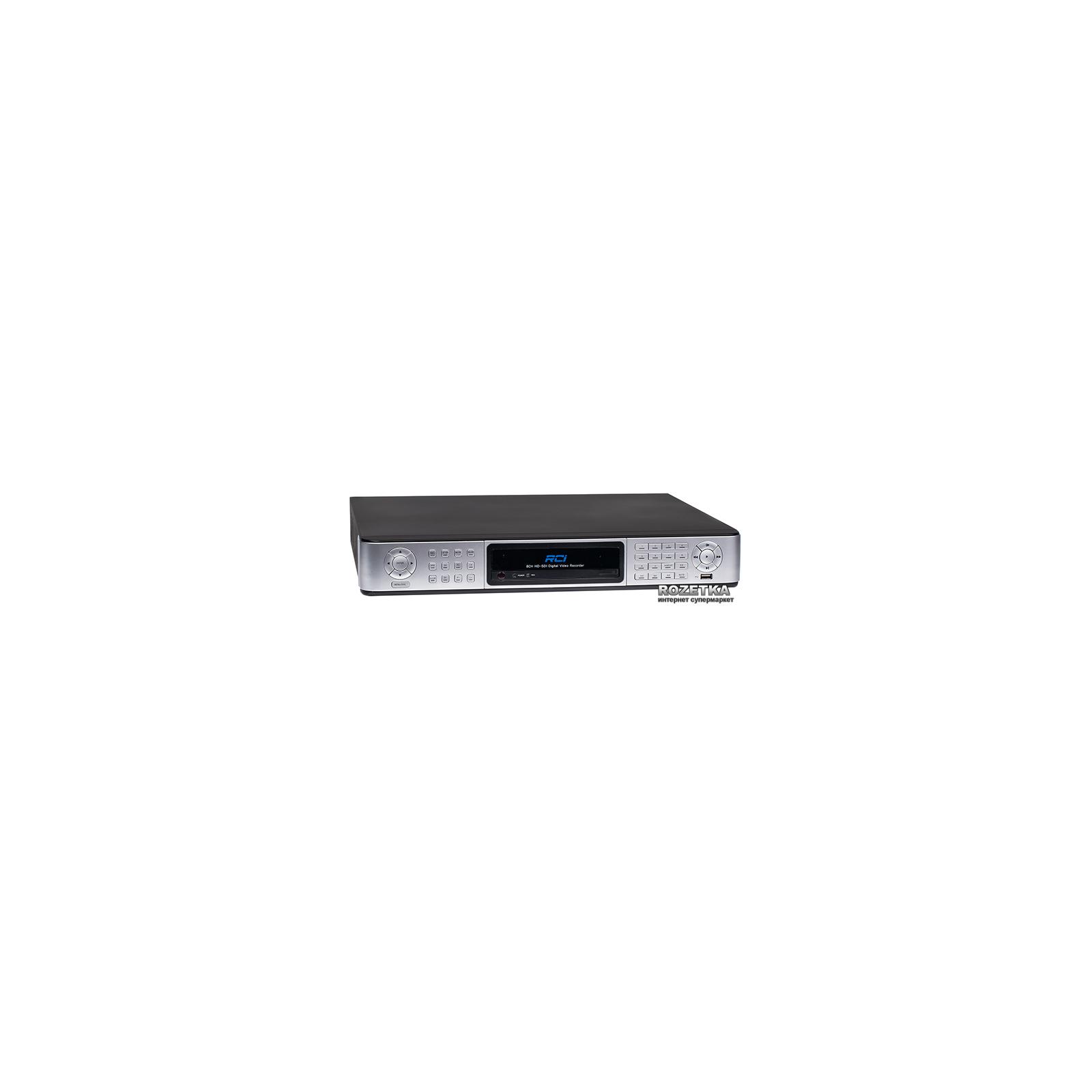 Регистратор для видеонаблюдения RCI RVSDI-8S
