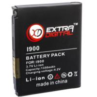 Аккумуляторная батарея EXTRADIGITAL Samsung SGH-i900 (1350 mAh) (BMS1132)