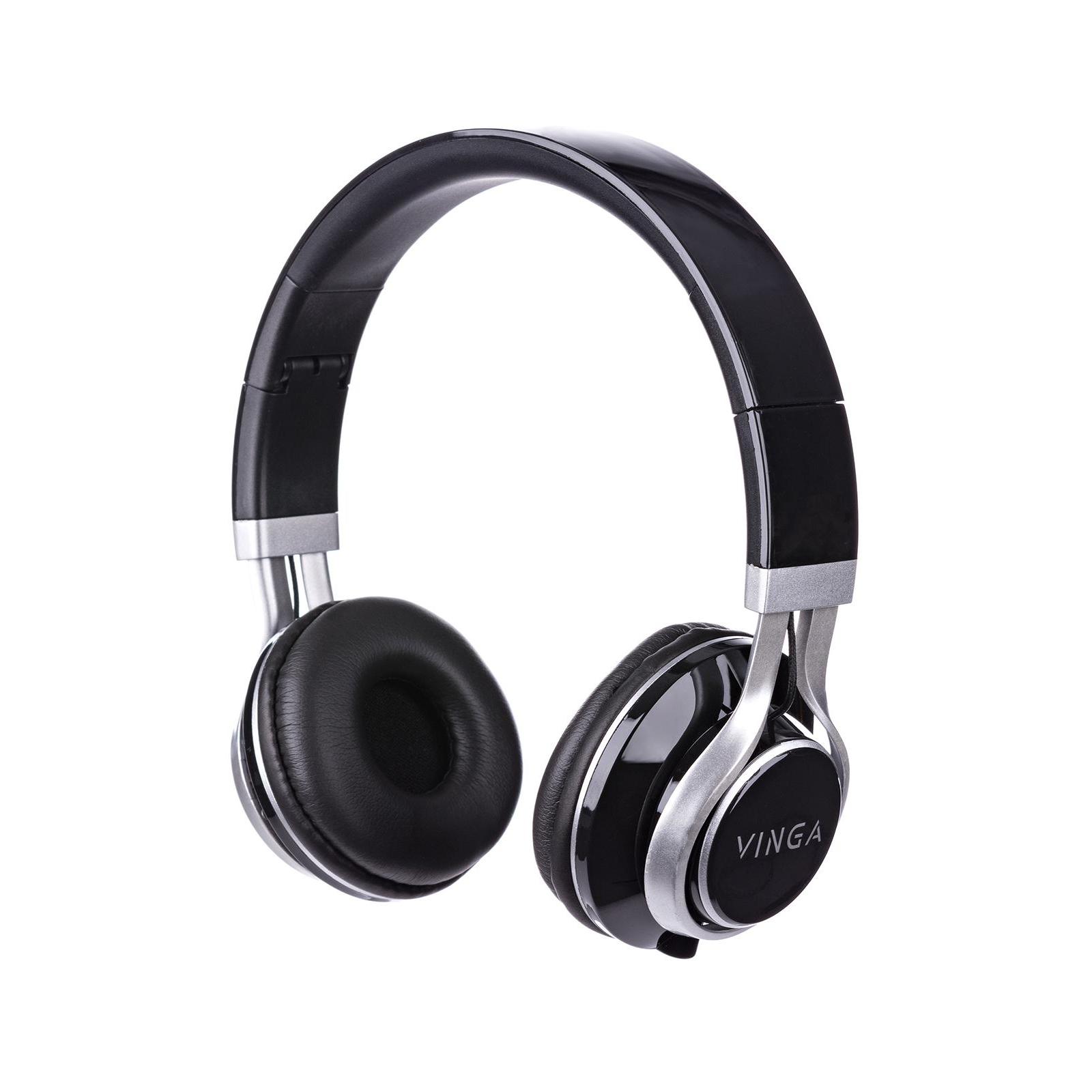 Навушники Vinga HSM040 Black Silver (HSM040BS) ціни в Києві та ... fac2fb2128ed3