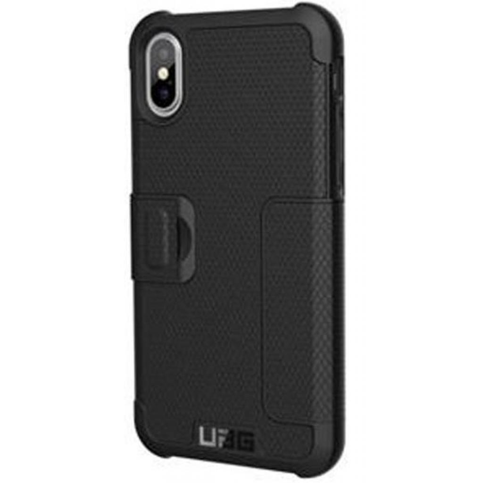 Чехол для моб. телефона Uag iPhone X Metropolis Black (IPH8-E-BL) изображение 2