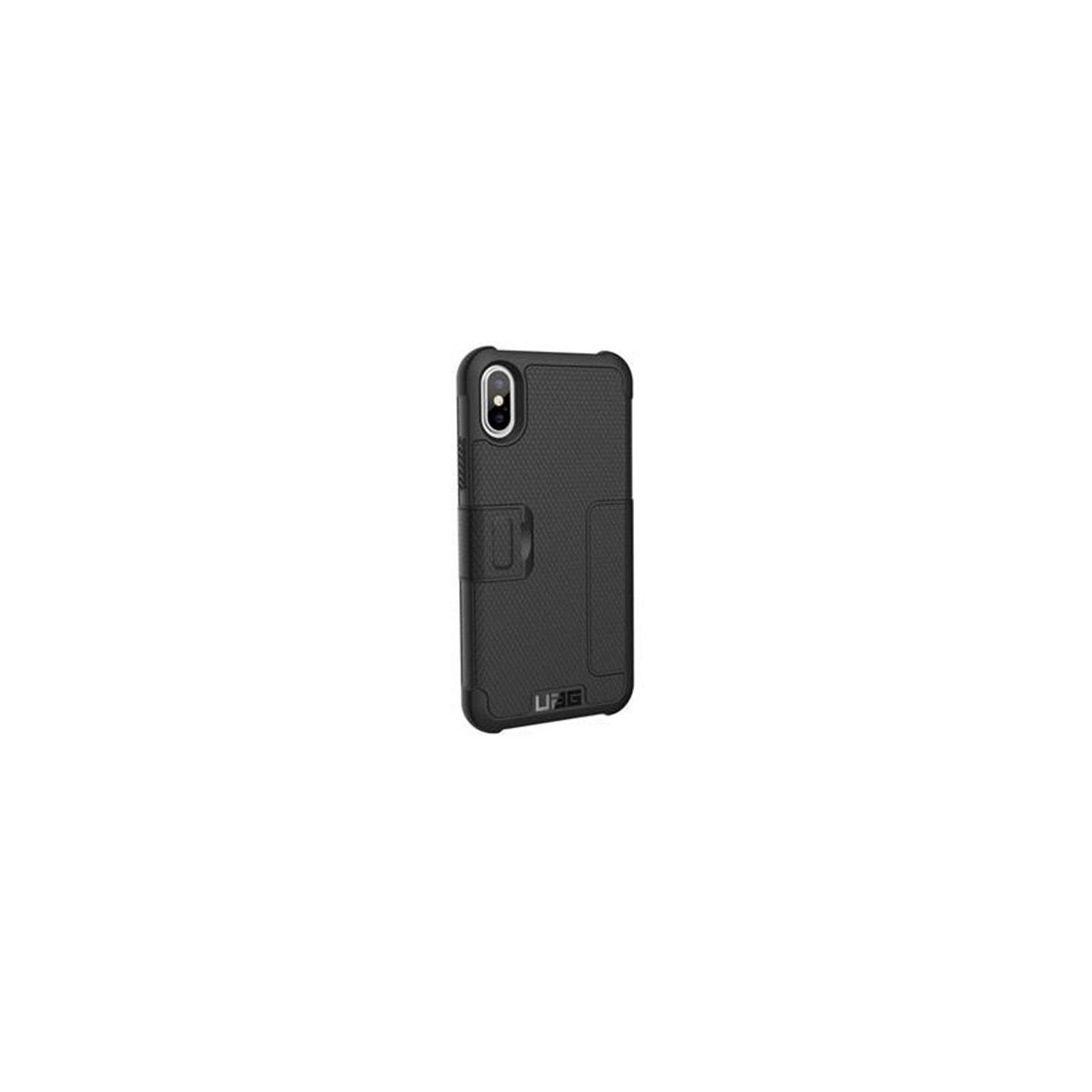 Чехол для моб. телефона Uag iPhone X Metropolis Black (IPH8-E-BL) изображение 3