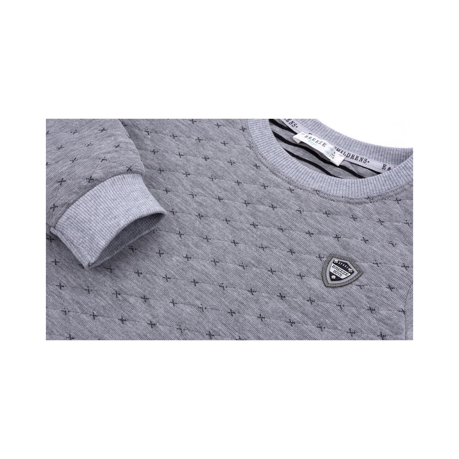 Кофта E&H трикотажная (11026-152B-gray) изображение 4