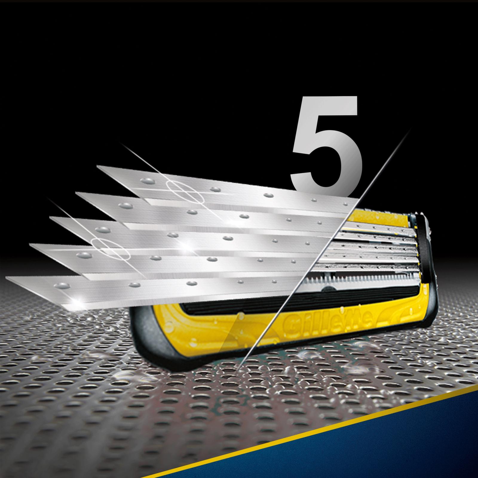 Сменные кассеты Gillette Fusion ProShield 4 шт (7702018412488) изображение 3