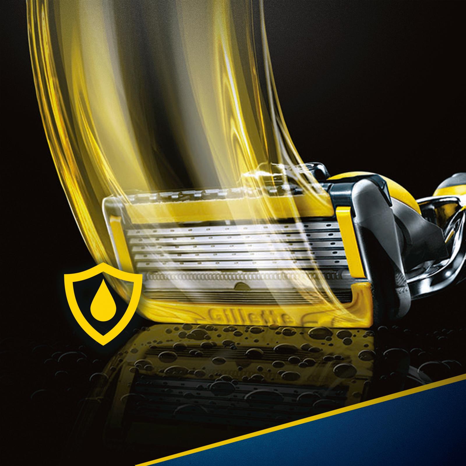 Сменные кассеты Gillette Fusion ProShield 4 шт (7702018412488) изображение 8