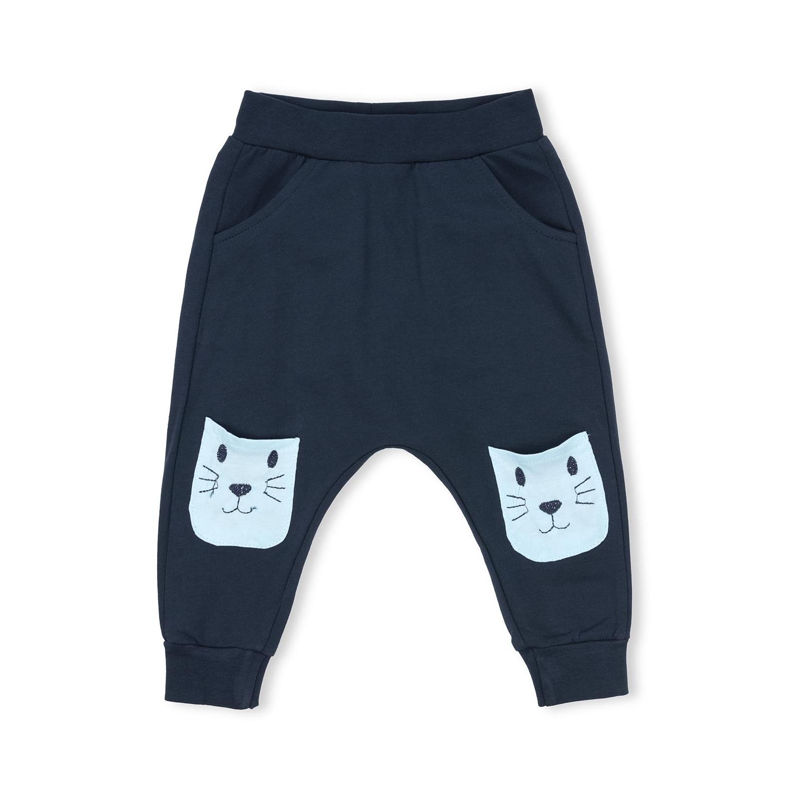 Набор детской одежды Breeze с карманчиками (10234-86G-blue) изображение 3