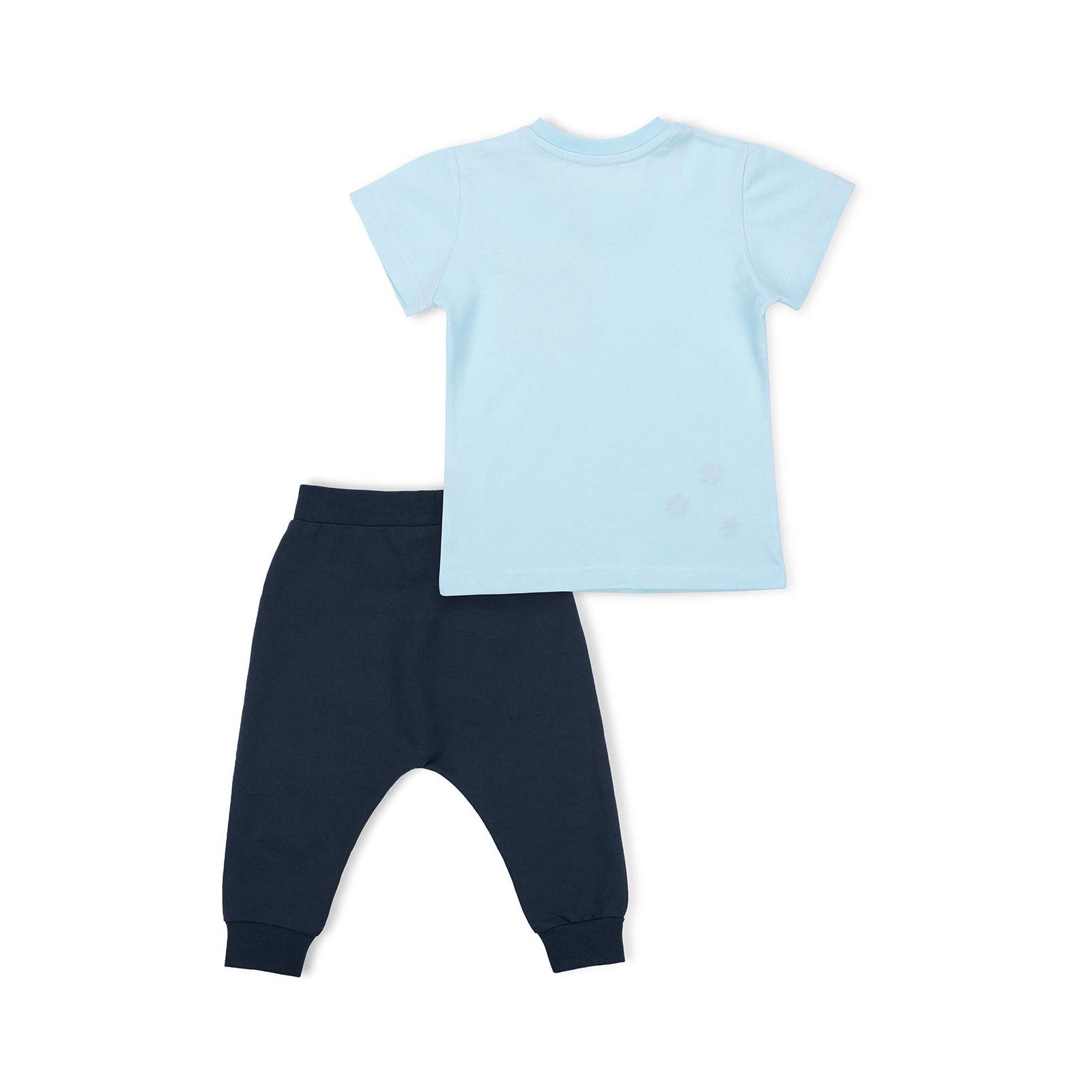 Набор детской одежды Breeze с карманчиками (10234-86G-blue) изображение 4