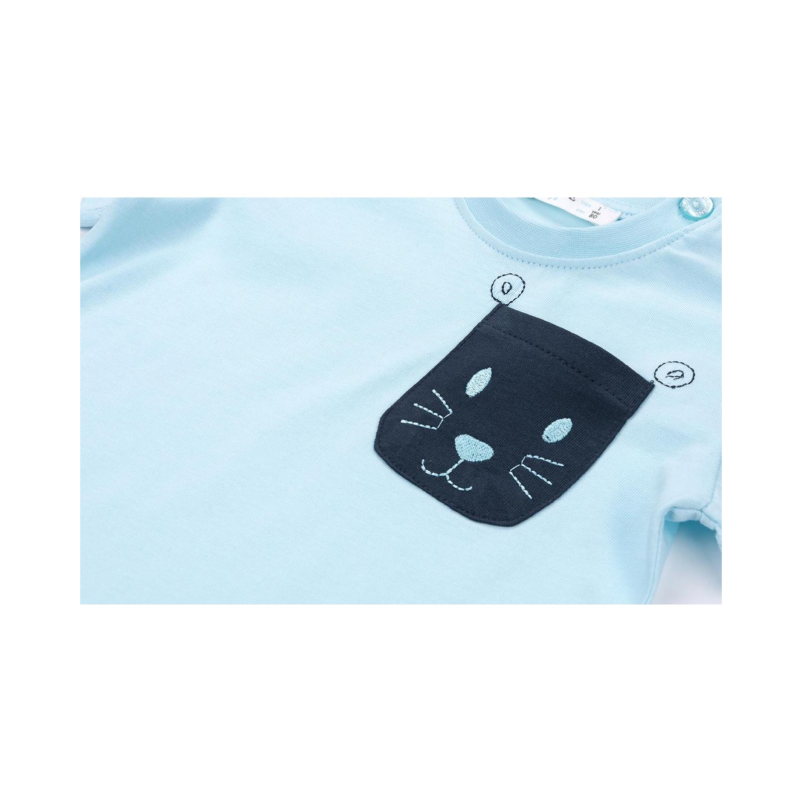 Набор детской одежды Breeze с карманчиками (10234-86G-blue) изображение 9