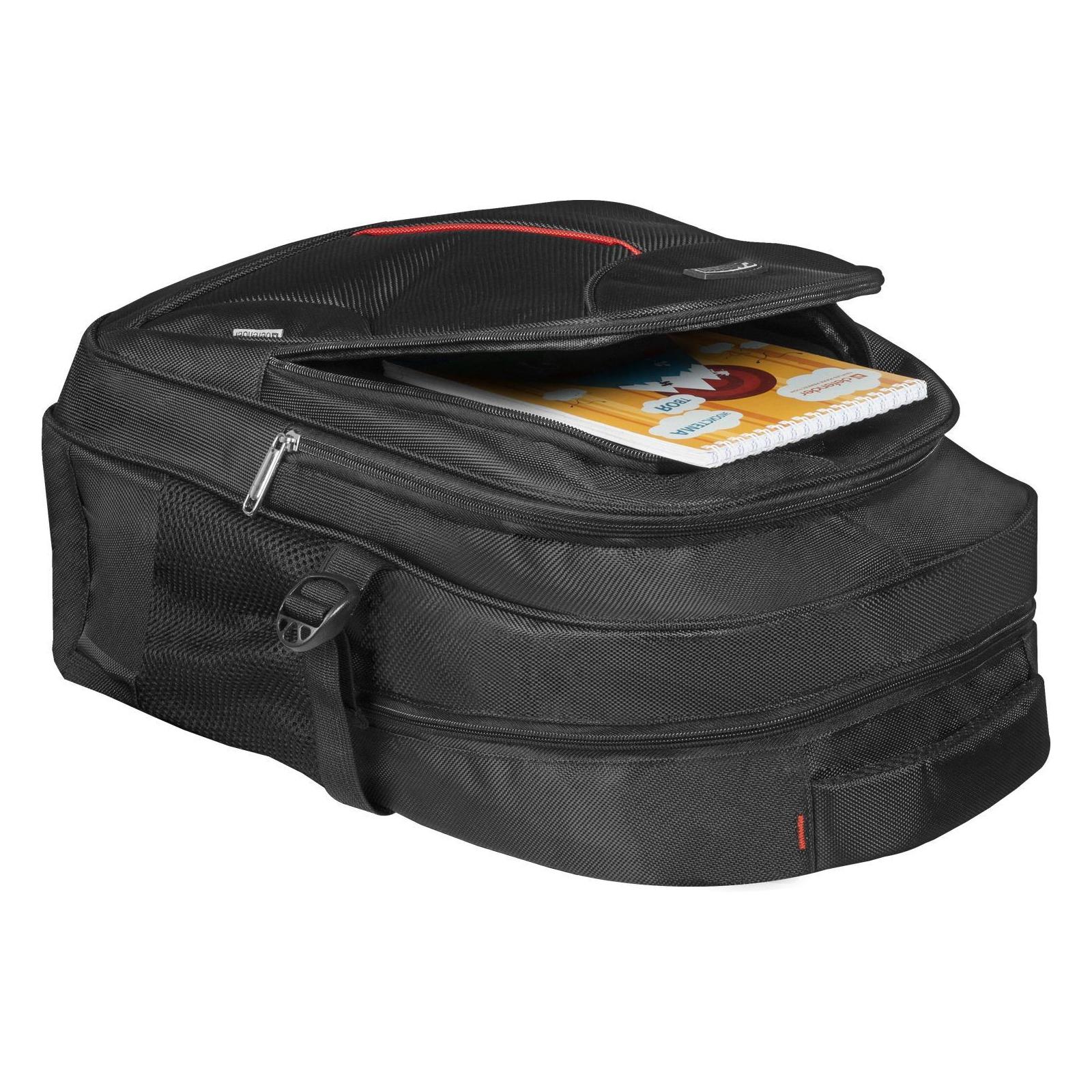 """Рюкзак для ноутбука Defender 15.6"""" Carbon black (26077) изображение 4"""