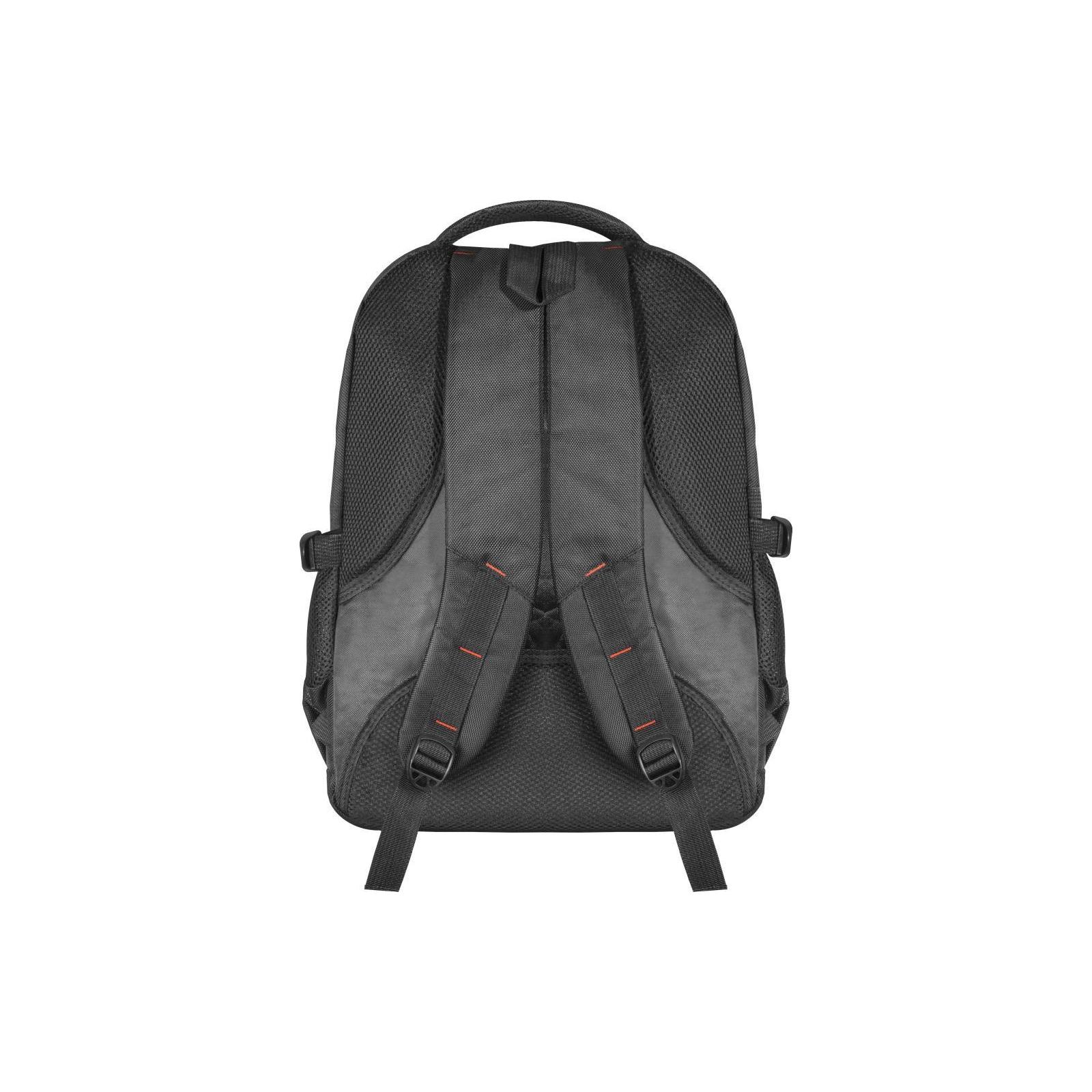 """Рюкзак для ноутбука Defender 15.6"""" Carbon black (26077) изображение 6"""
