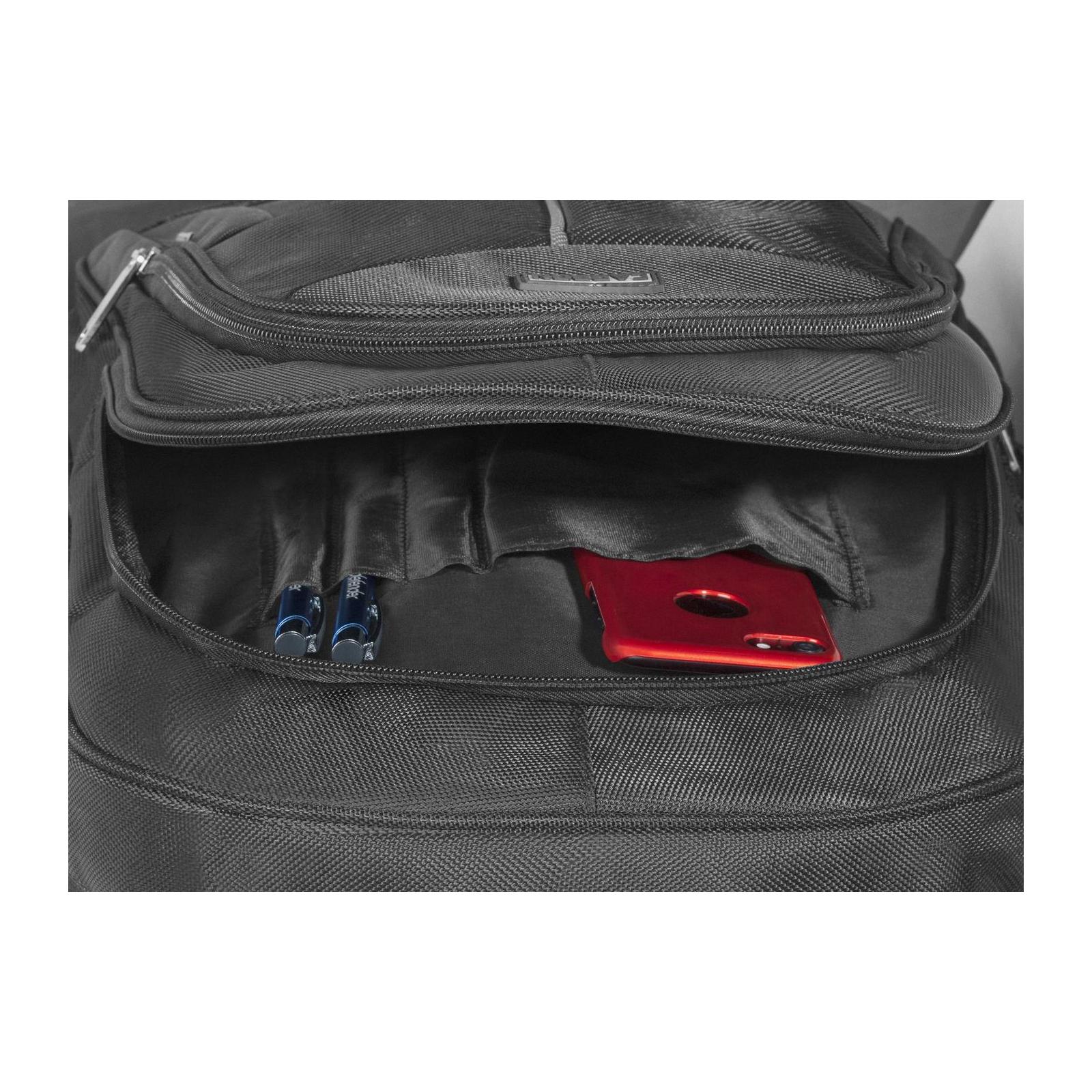 """Рюкзак для ноутбука Defender 15.6"""" Carbon black (26077) изображение 7"""