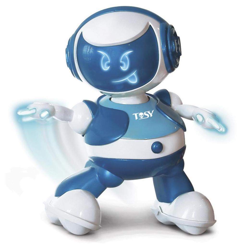 Интерактивная игрушка Discorobo Лукас Диджей (украинский) (TDV107-U) изображение 6