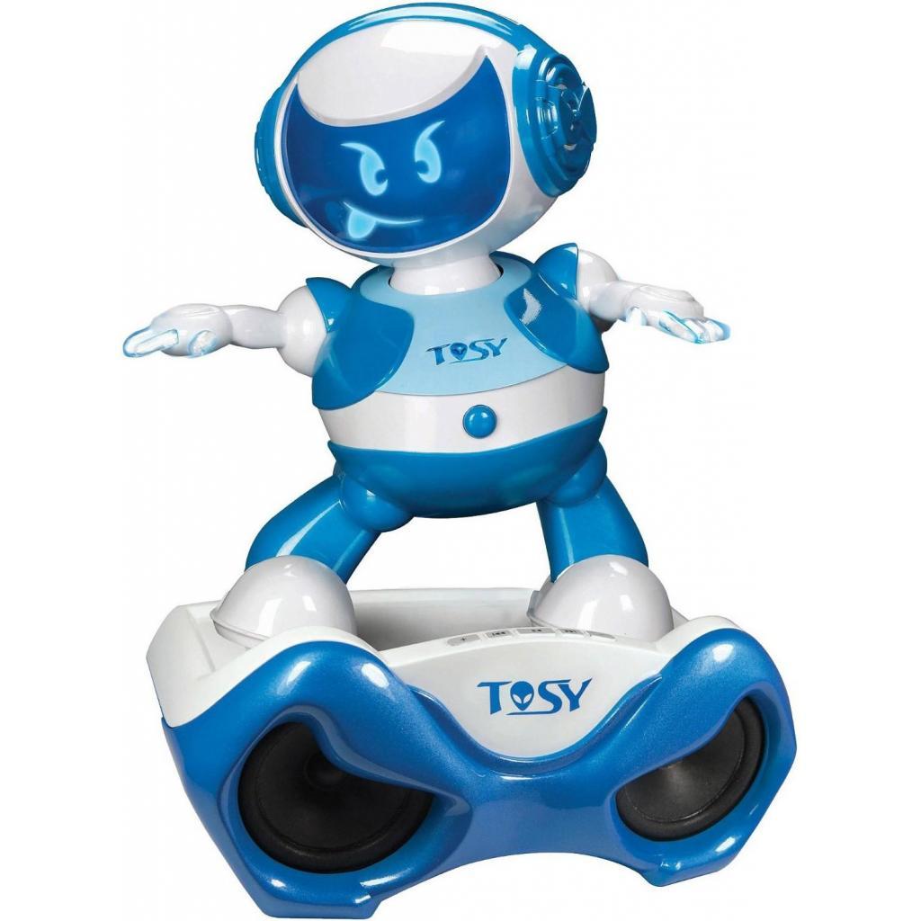 Интерактивная игрушка Discorobo Лукас Диджей (украинский) (TDV107-U)