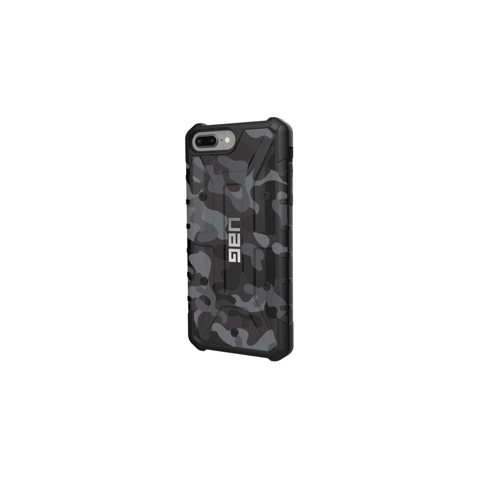 Чехол для моб. телефона Urban Armor Gear iPhone 8/7/6S Plus Pathfinder Camo Gray/Black (IPH8/7PLS-A-BC) изображение 3