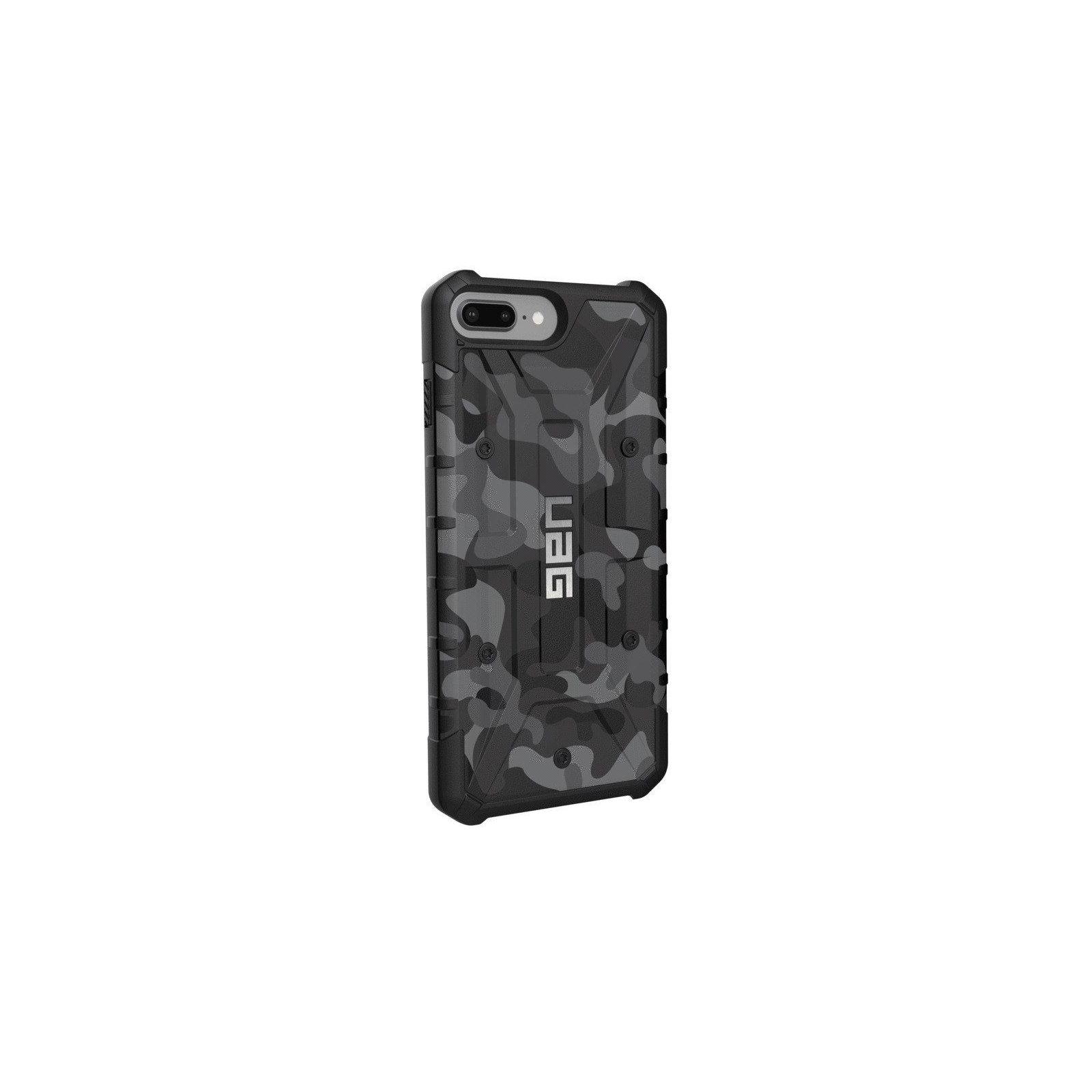 Чехол для моб. телефона Urban Armor Gear iPhone 8/7/6S Plus Pathfinder Camo Gray/Black (IPH8/7PLS-A-BC) изображение 4