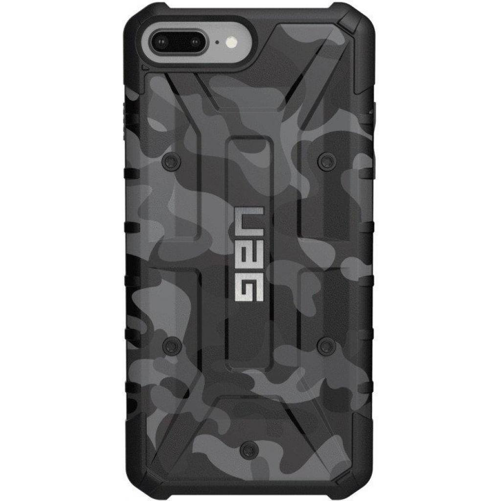 Чехол для моб. телефона Urban Armor Gear iPhone 8/7/6S Plus Pathfinder Camo Gray/Black (IPH8/7PLS-A-BC)