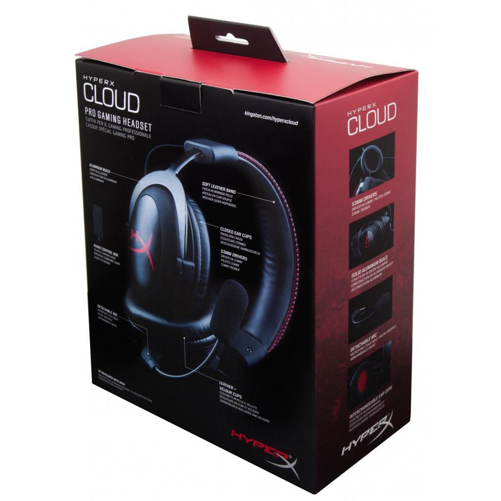 Навушники HyperX Cloud Core Gaming Black (KHX-HSCC-BK) зображення 6