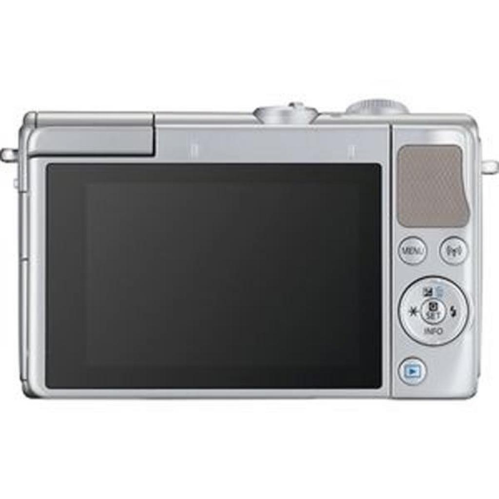 Цифровой фотоаппарат Canon EOS M100 15-45 IS STM Kit Grey (2211C044) изображение 3