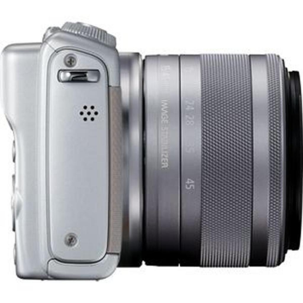 Цифровой фотоаппарат Canon EOS M100 15-45 IS STM Kit Grey (2211C044) изображение 5