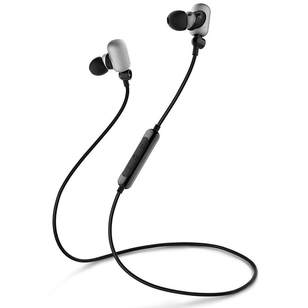 Навушники Edifier W293BT Silver ціни в Києві та Українi - купити в ... e05c099420112