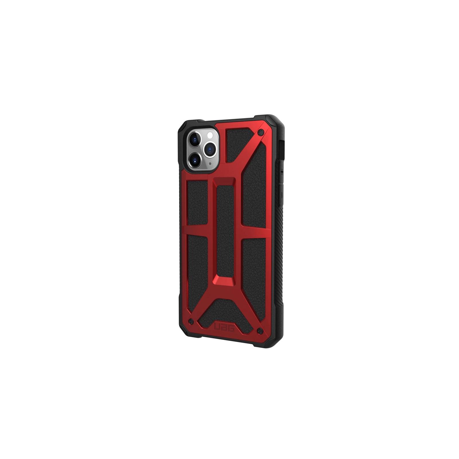 Чехол для моб. телефона Uag iPhone 11 Pro Max Monarch, Black (111721114040) изображение 3