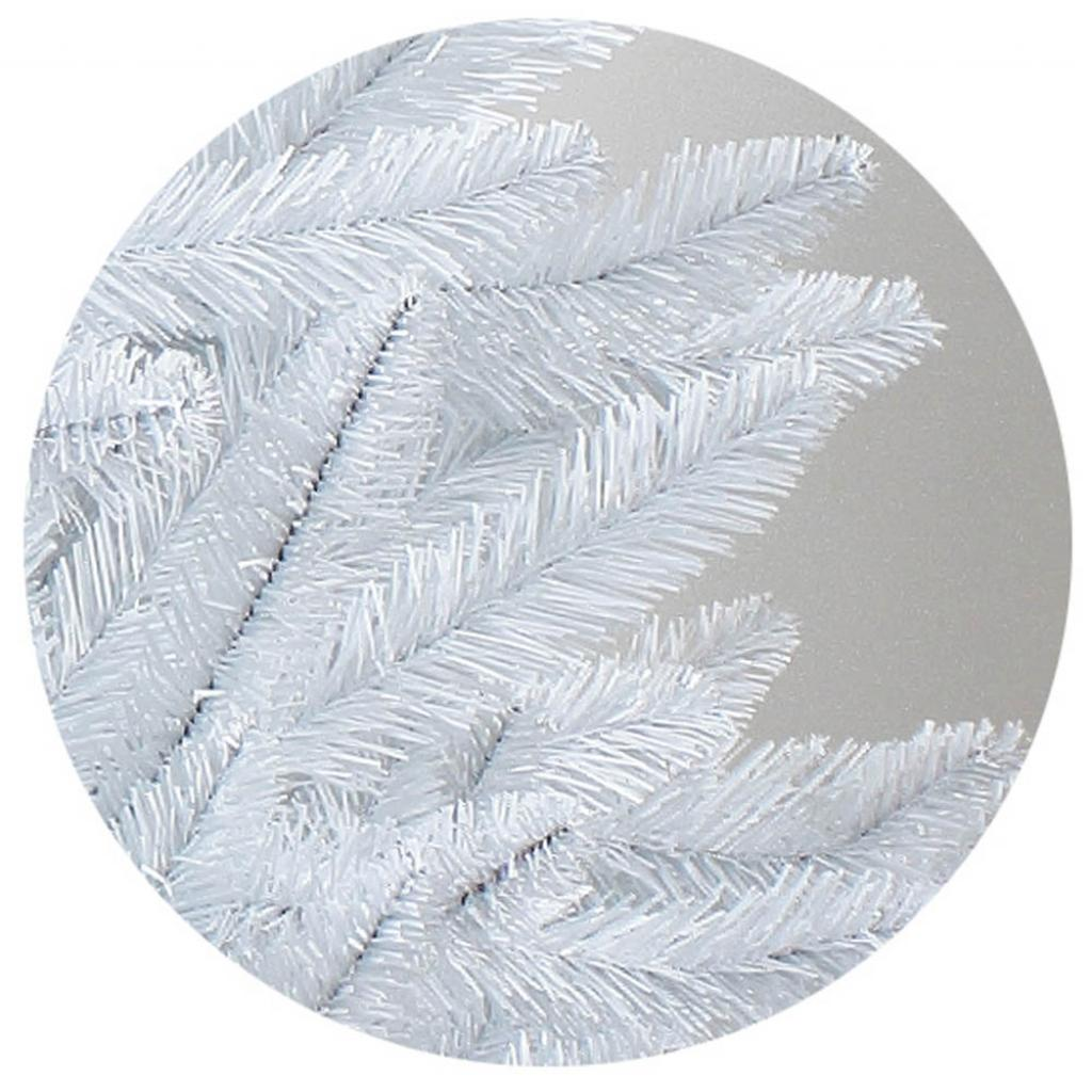 Искусственная елка YES! Fun Альпийская белая 2,10 м (903393) изображение 2