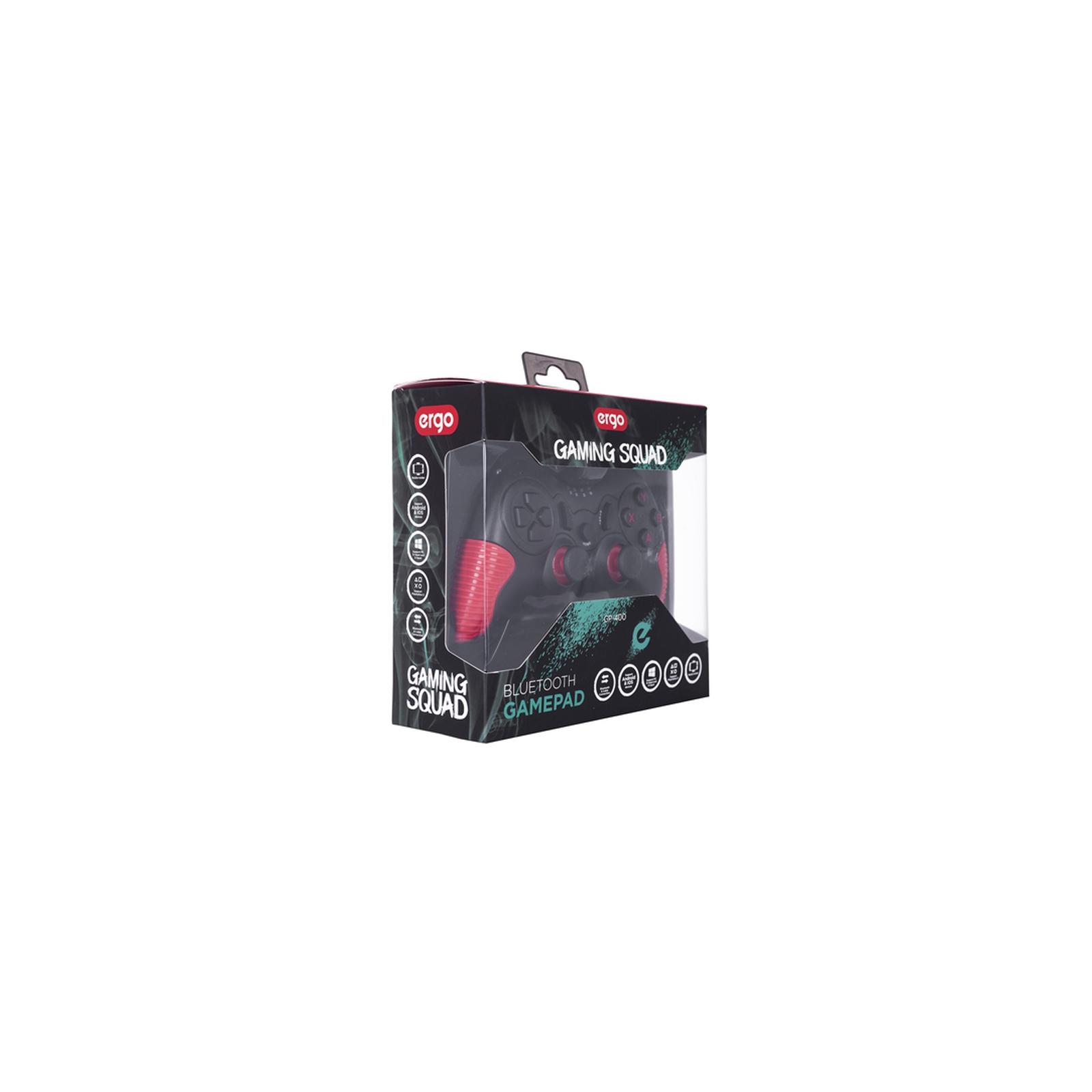 Геймпад Ergo GP-400 USB Black (GP-400) изображение 12