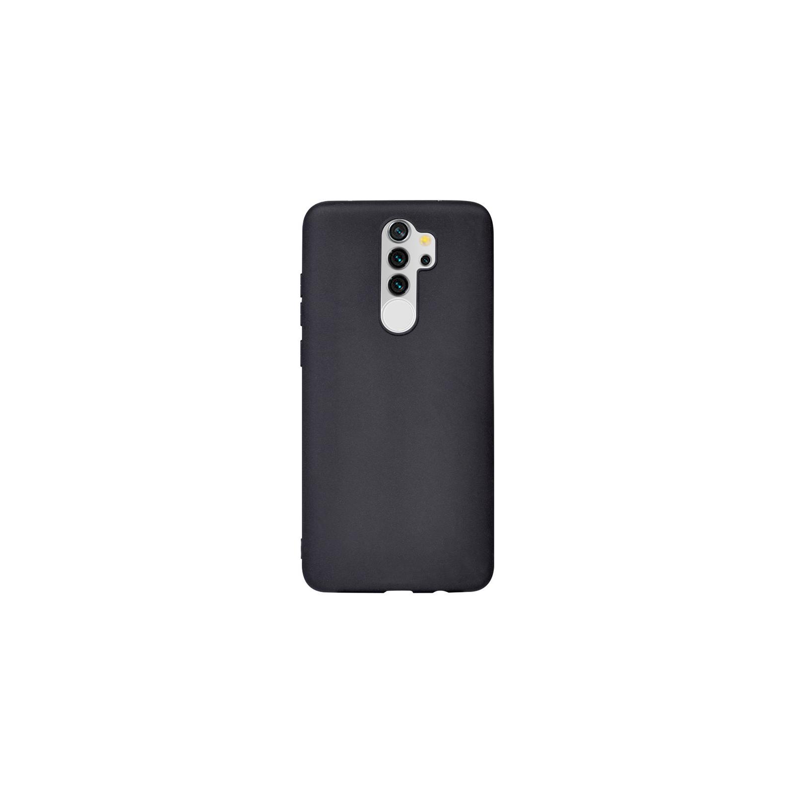 Чехол для моб. телефона Toto 1mm Matt TPU Case Xiaomi Redmi Note 8 Pro Black (F_102293)