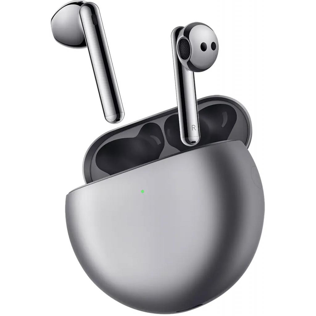 Навушники Huawei Freebuds 4 Ceramic White (55034498) зображення 4