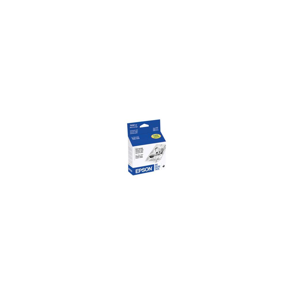Картридж EPSON St C42 Black (C13T03614010)