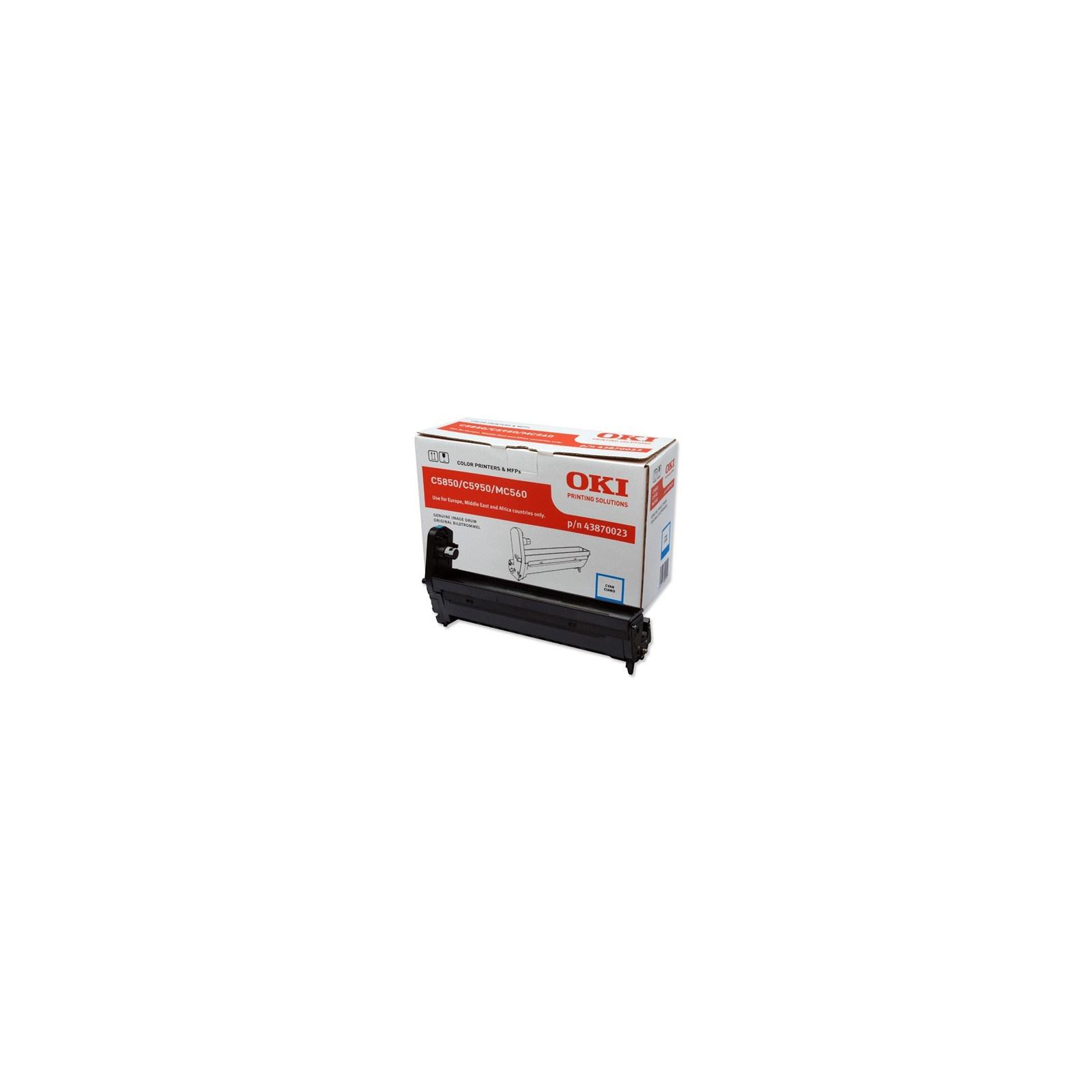 Фотокондуктор OKI C5850/5950 Cyan (43870023)