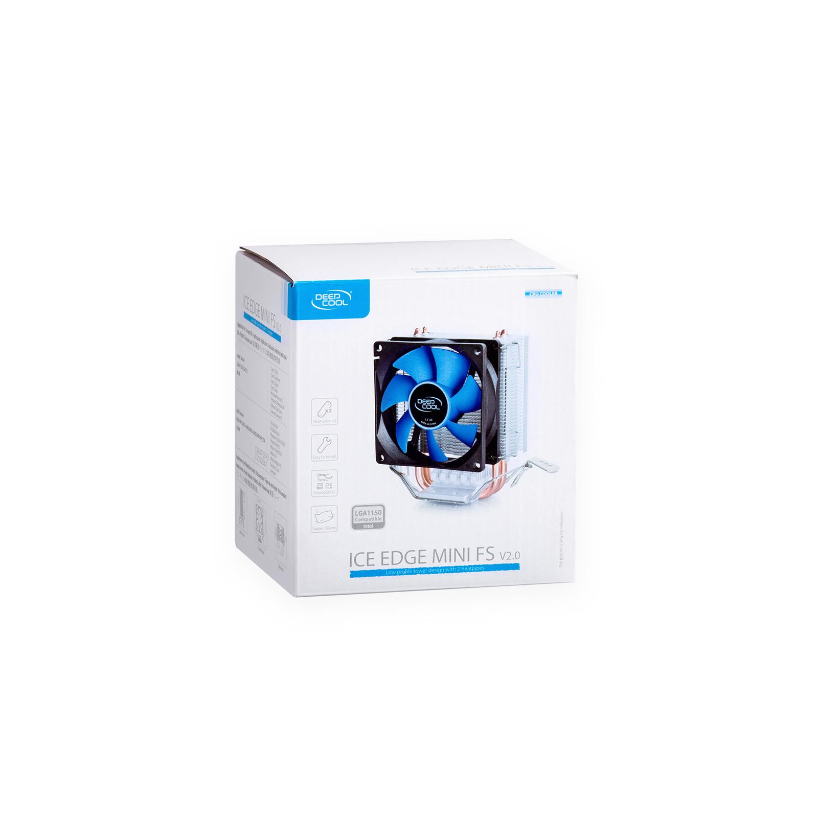 Кулер для процессора Deepcool ICEEDGE MINI FS V2.0 изображение 6