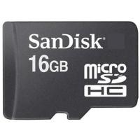 Карта памяти 16Gb microSDHC class 4 SANDISK (SDSDQM-016G-B35N\SDSDQM-016G-B35)