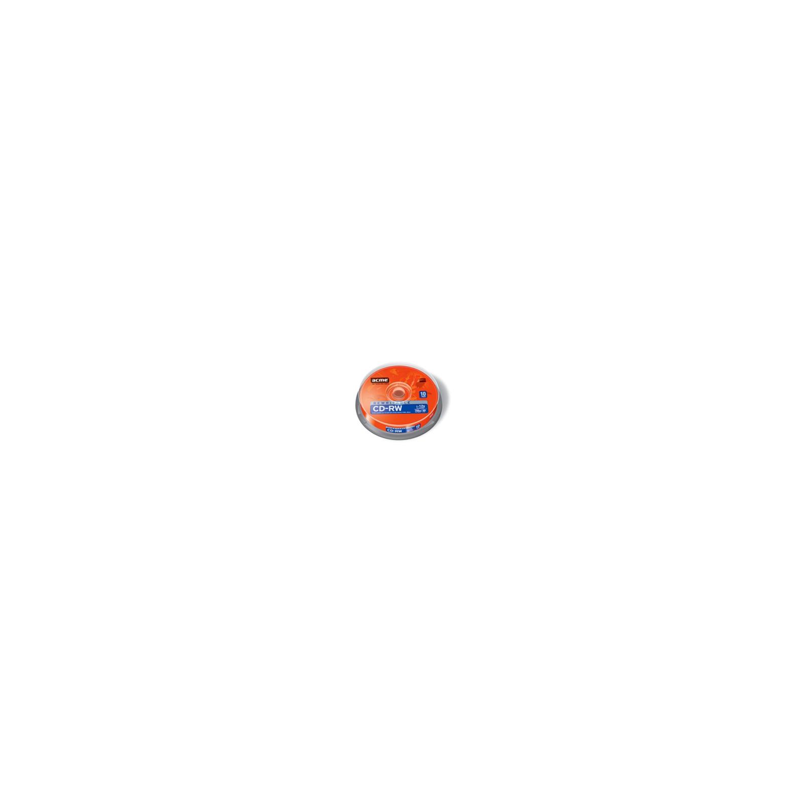 Диск CD ACME 700Mb 12x CakeBox 10шт (4770070853627)