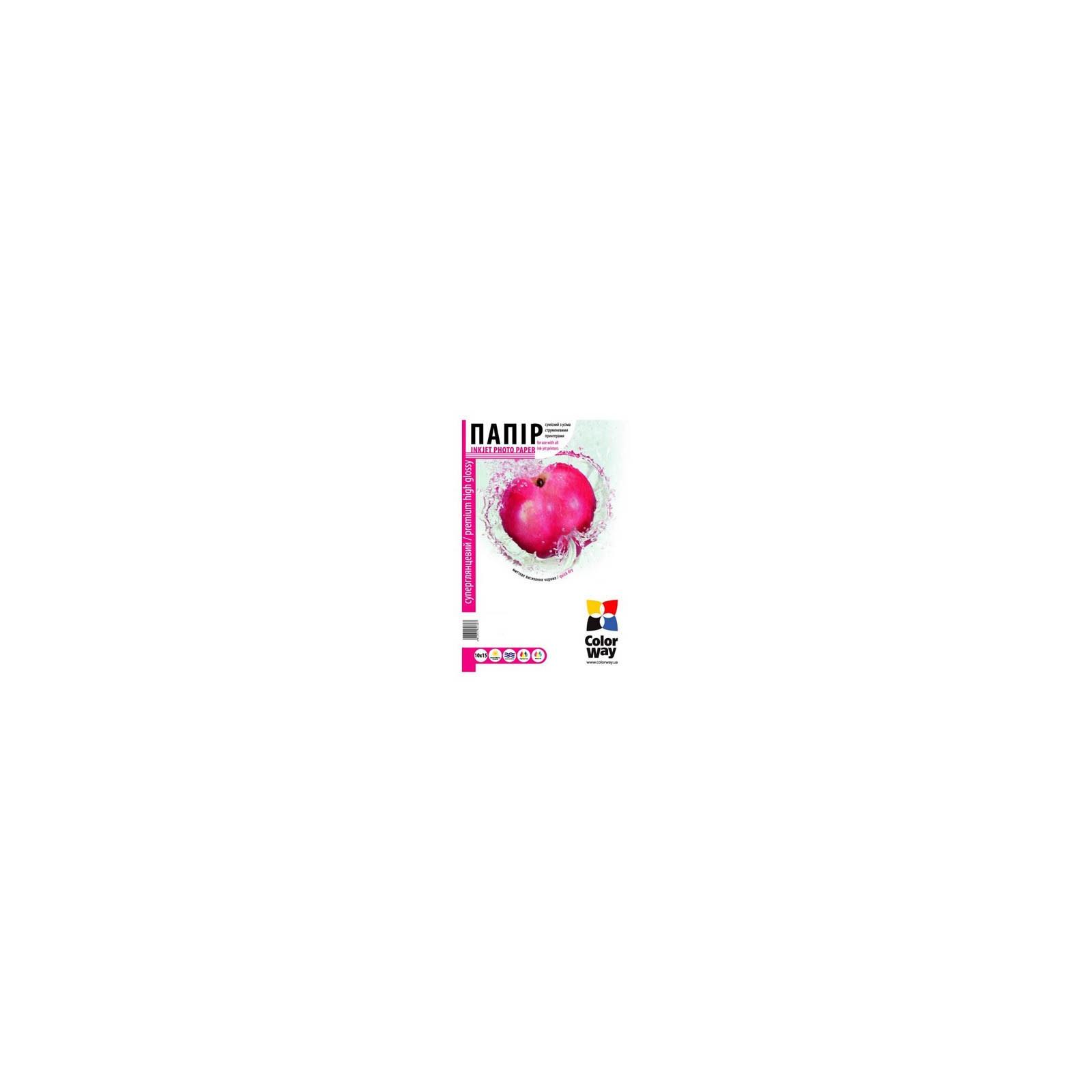 Бумага ColorWay 10x15 (PSG2550204R)