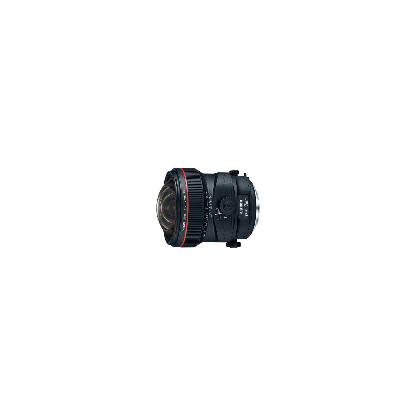 Объектив Canon TS-E 17mm f/4.0L (3553B005)