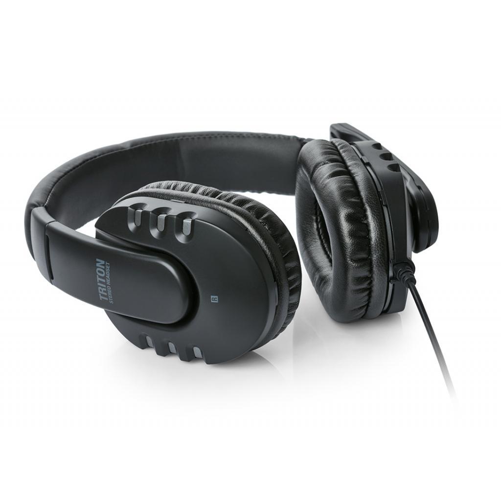 Наушники Speedlink TRITON Stereo Headset (SL-8746-SSV / SL-8746-SV) изображение 4
